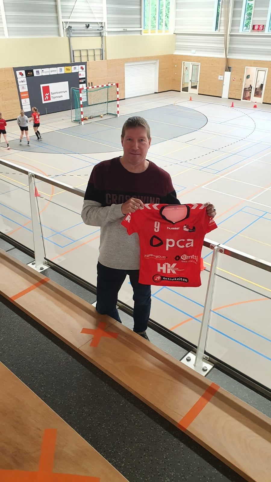 Nieuwe trainer PCA Kwiek B1